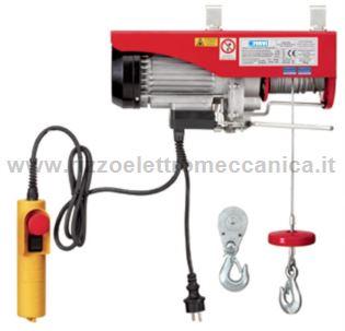 Paranchi e sollevamento paranco elettrico per sollevamento - Portata cavo elettrico ...